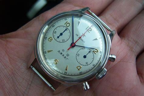 Jam Tangan Asal Inggris jam tangan kuno seagull pilot china air
