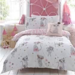 cool girls bedroom ideas decorations sweet cat theme teen photo