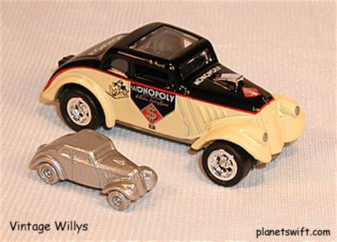 Johnny Lighting Cars by Johnny Lightning Monopoly Cars