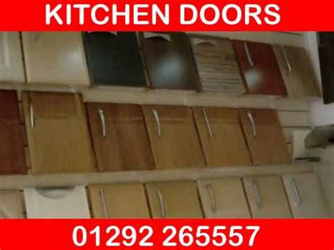 Replacement Kitchen Cabinet Doors Fronts by How To Make Kitchen Doors Amp Cabinet Doors Youtube