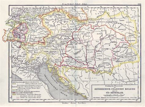 map of austria 1900 maps of galicia and krystynopol