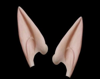 tutorial latex elf ears elf ears for cosplay larp party and holidays par cosplayfx