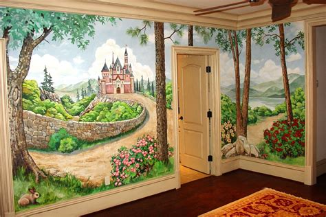 Hanging Wall Murals Kids Room 2016 Kids Room Mural Ideas Kids Room Mural