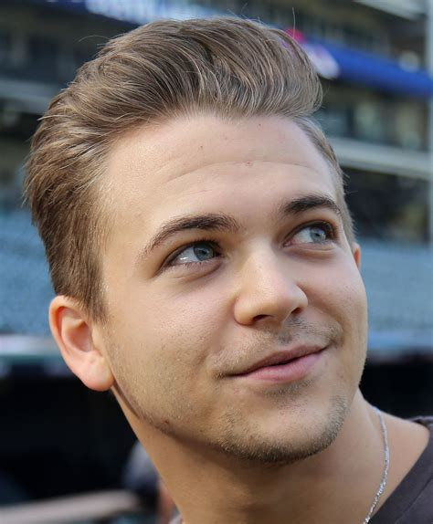 male musicains blonde m hunter hayes wikipedia