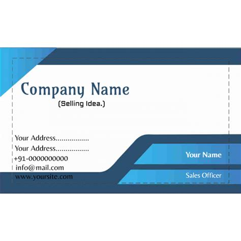 Business Card Background Template Png by Visiting Card P1336