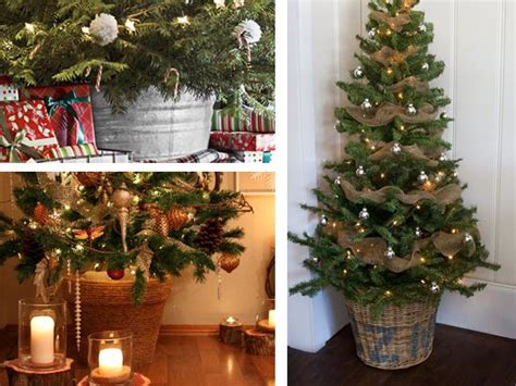 best 25 rustic christmas tree stands ideas on pinterest