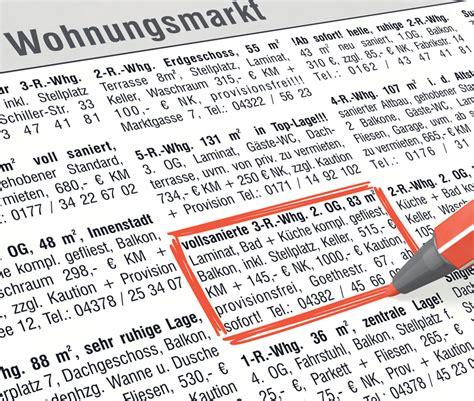 Wohnungsinserat Schreiben Muster So Schreiben Sie Ein Optimales Wohnungsinseratdeutsches Vermieterportal