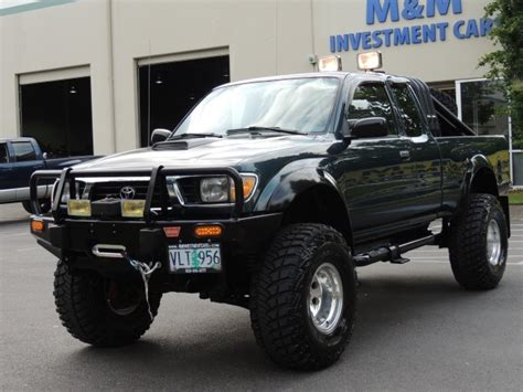 car engine manuals 1996 toyota tacoma xtra electronic valve timing 1996 toyota tacoma sr5 4x4 5 speed 1 owner lifted lifted
