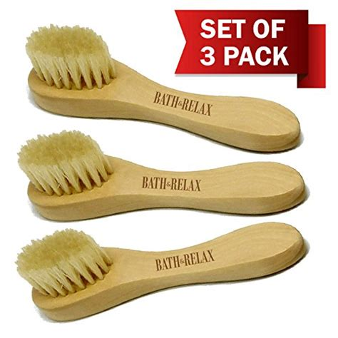 Detox Scrub Brush by Bristles Cleansing Brush Pore Scrub