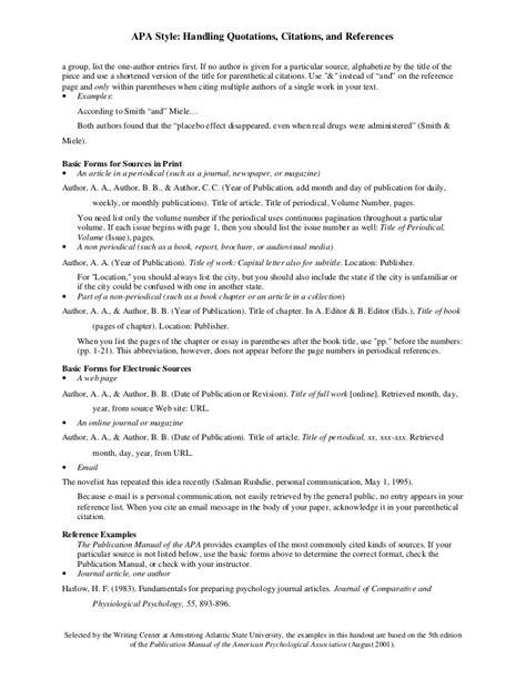 apa format case study apa style case study citation
