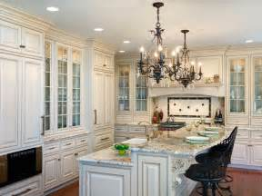 White Kitchen Island Lighting Kitchen Lighting Styles And Trends Hgtv