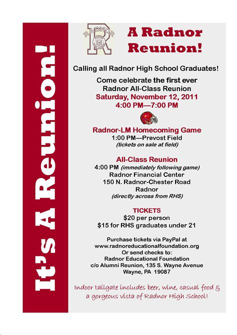 class reunion invitation template class reunion invitations invitations