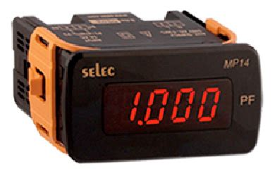 Selec Digital Ere Meter Ac Ma335 selec mp14 digital powerfactor meter selec mp14 ac powerfactor meter selec mp14 dc meter