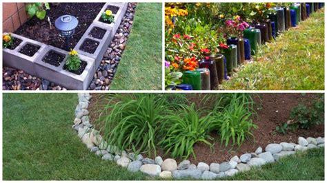 Idee De Bordure De Jardin 4664 by Des Id 233 Es Originales De Bordures De Jardin Astuces