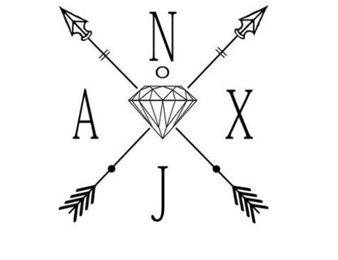tattoo cross arrows cross arrows tattoo tattoos pinterest crossed arrow
