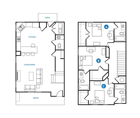 aspen heights floor plan telluride floorplan aspen heights college station