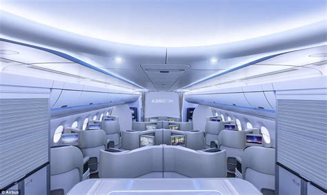 airbus a320 cabin airbus unveils cabin interior for a330neo planes daily