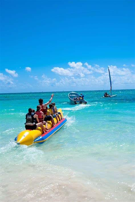 banana boat a constant state of relaxation in the bahamas
