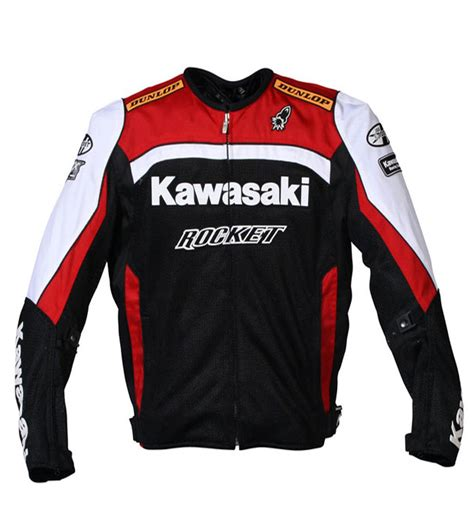 Kawasaki Leather Jackets by Ganzter Kawasaki Motorcycle Leather Jacket Leather4sure
