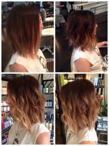 does ombre work with medium layered hair length 20 cute medium hairstyles for women easy shoulder length