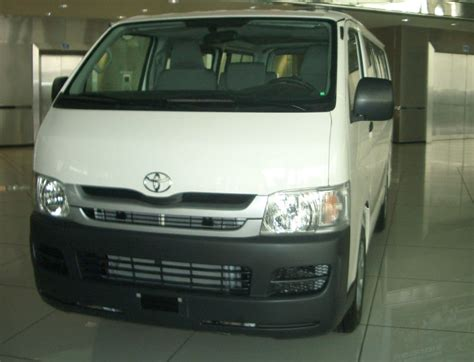 Toyota Hiace Brand New Price Brand New Toyota Hiace Buses In Large Quantity For Sale