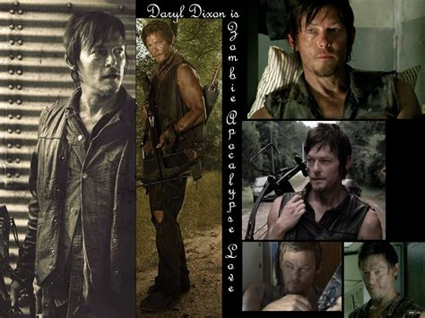 norman daryl daryl dixon wallpaper 36706174 fanpop