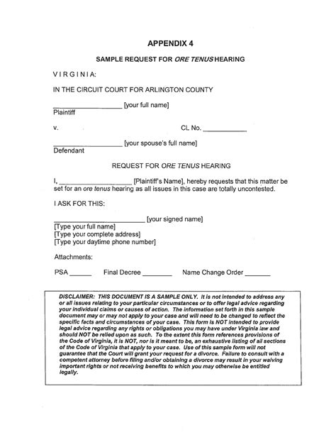 separation agreement templates virginia separation agreement template for free