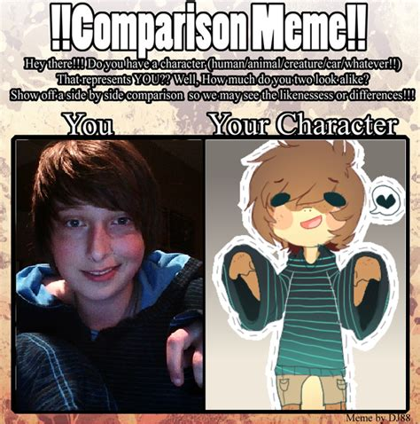 Comparison Meme - comparison meme by 3o2 on deviantart