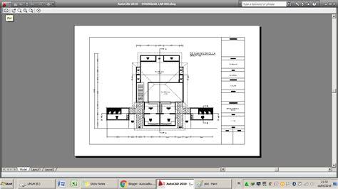 format gambar dwg autocadku cara plot gambar autocad dwg dengan format pdf