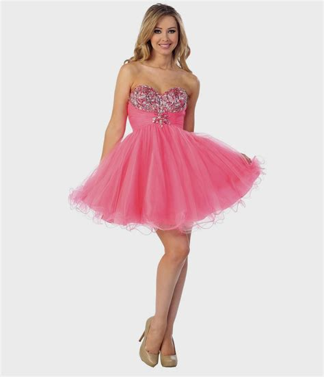 Dsbm223781 Pink Dress Dress Pink pink and white prom dresses naf dresses
