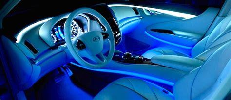 Automotive Interior Lighting by Johnson Controls On Smart Interior Surfaces