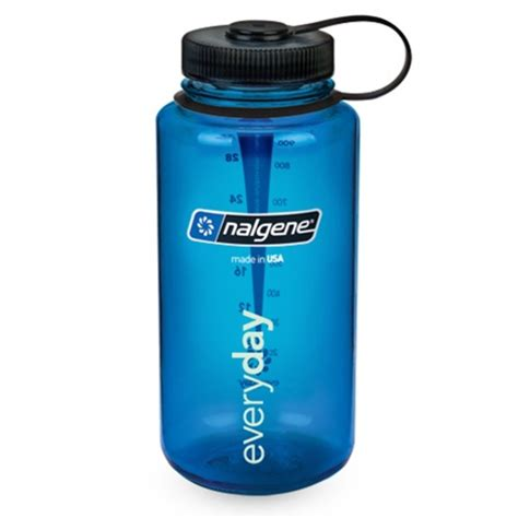 Nalgene Flask Blue nalgene wide 1 0l bottle blue ebay