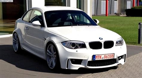 Bmw 1er Coupe V10 by Bmw 1 Series Coupe Gets V10 Powerplant From E60 M5