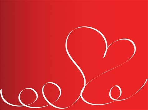 ppt themes love handwritten love powerpoint templates love red free