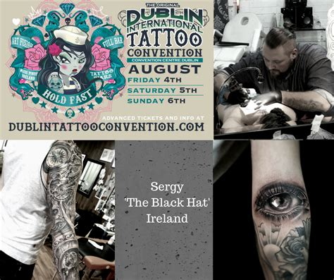 tattoo convention dublin sergy dublin international tattoo convention