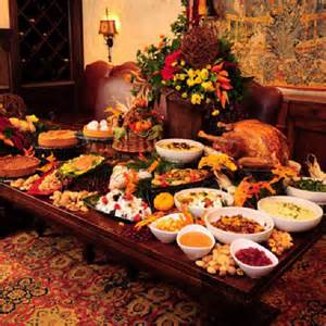 Thanksgiving Buffet Table Setting Thanksgiving Buffet Table Ideas Buffet Set Up