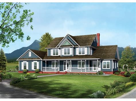 country farmhouse plans 2018 the 2 story country farmhouse plans best idea for spacious house