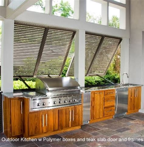 Modern Tropical Kitchen Design Outdoor Kitchens Tropical Patio Charleston By Carolina Kitchens Of Charleston Inc
