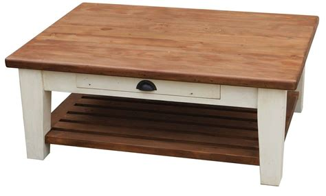 white coffee table with wood top jericho mafjar project