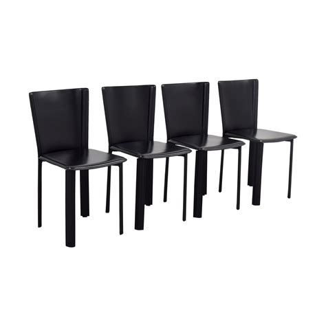 Design Within Reach Dining Chairs 79 Design Within Reach Design Within Reach Allegro Black Dining Chairs Chairs