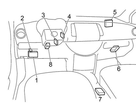 nissan note   fuse box diagram auto genius