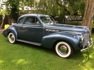 1940 Buick Coupe For Sale 1940 Buick 8 Special Coupe For Sale On Car And Classic Uk