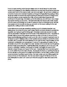 explain essay writing description gcse marked by teachers