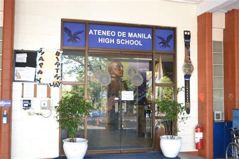 Mba Ateneo Entrance by Hs Principal S Office Ateneo De Manila