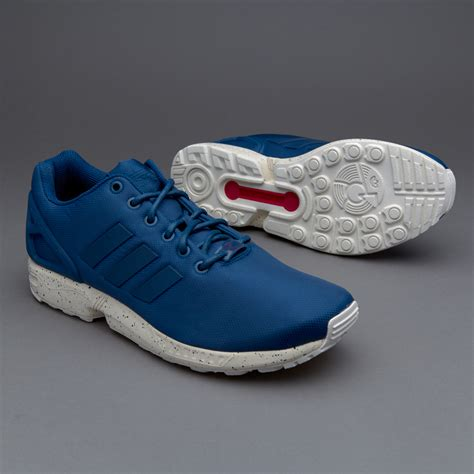 Harga Adidas Zx Flux sepatu sneakers adidas originals zx flux tech steel