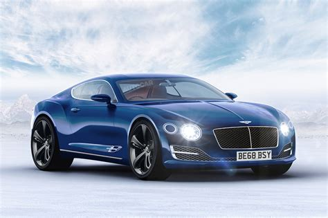 bentley sports car list of all models and modifications of bentley with
