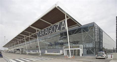 aeropuerto de zaragoza zaz aeropuertos net - Aena Zaragoza Salidas