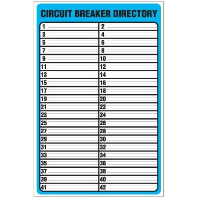 Circuit Breaker Panel Labels Template Best Business Plan Template Circuit Breaker Template Ms Word