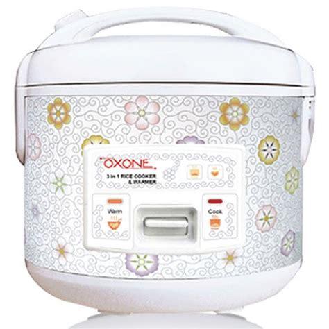 Oxone Magic Ox 817n 0 8 Liter perabotan rumah tangga rice cooker