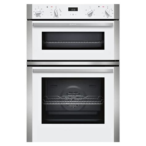 neff cooktop neff u1ace2hw0b n50 circotherm built in oven